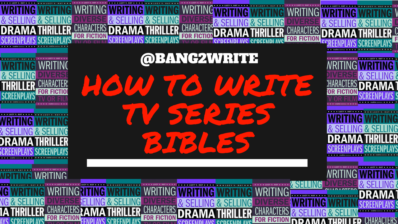 how to write a tv series Writing great reviews is an art that few have mastered does a career spent reviewing films, music, books, tv shows, or restaurants seem like nirvana here's everything you need to know about writing great reviews.