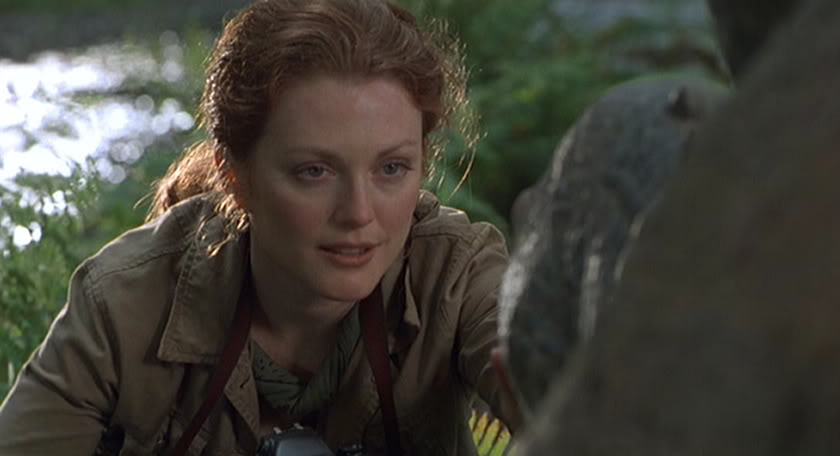 Best Movie Heroines - The Case for Sarah from JURASSIC PARK