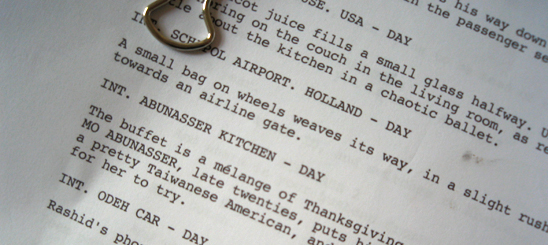 writing a spec script Sample pages of-mysterious ways and/or eavesdropping can be sent to you upon request i would prefer to discuss the script with you before you read.