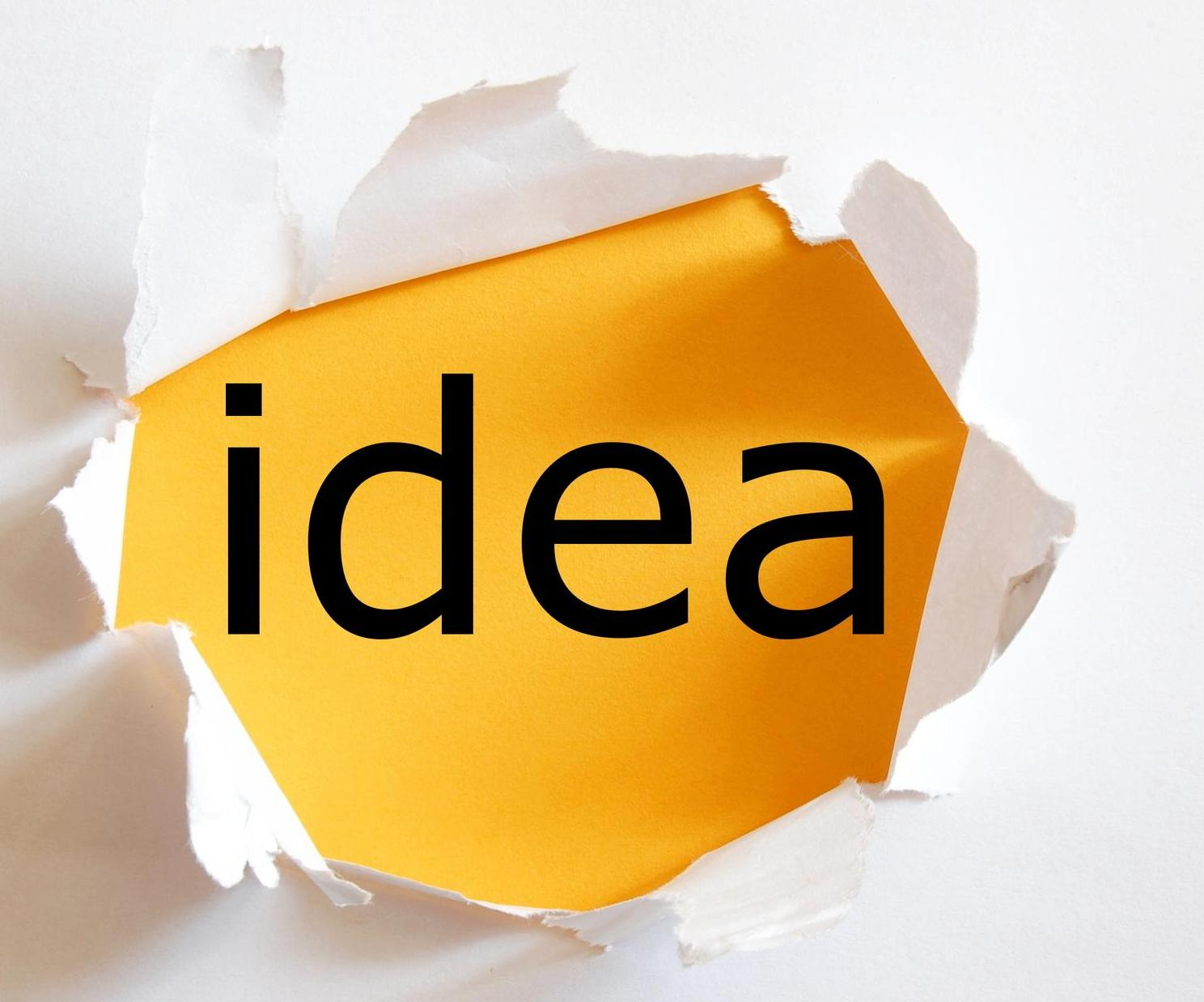 7 ways of developing writing ideas bang2write for Product design business