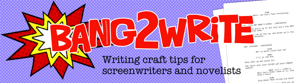 CHEAT SHEET: How To Write A Logline - Bang2Write