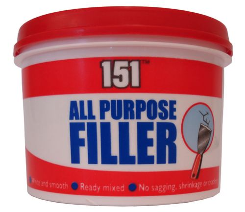 All Purpose Filler Tub