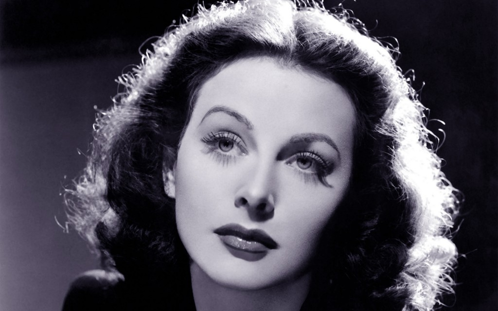 Why hasn't there been a biopic of Hedy Lamarr??