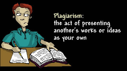 plagiarismdefined