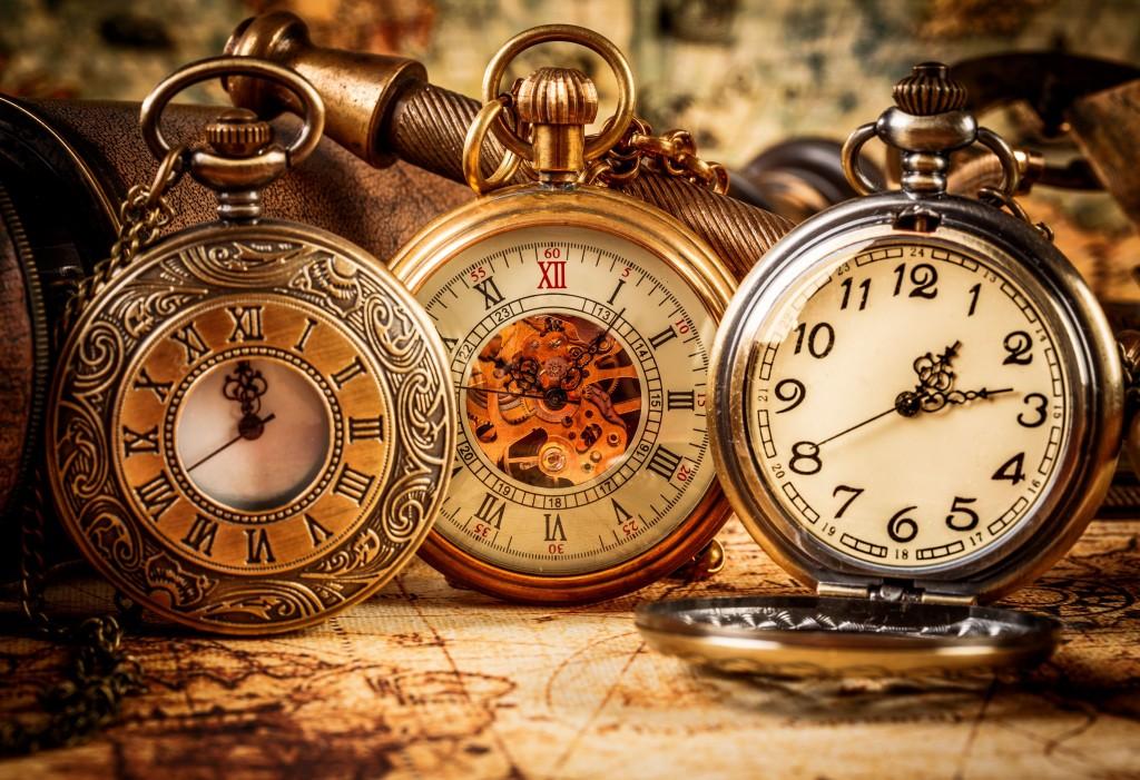 The Time Desktop Background
