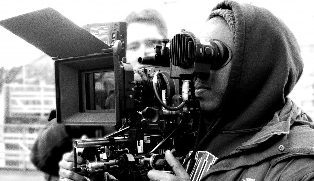 women filmmaker