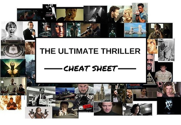 thriller cheat sheet