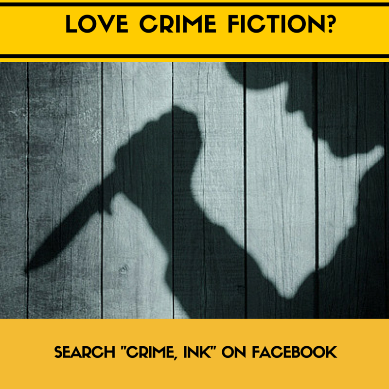 Love Crime Fiction in novels, movies & TV? Click the pic