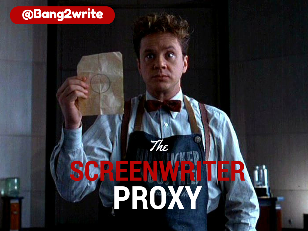 The screenwriter proxy