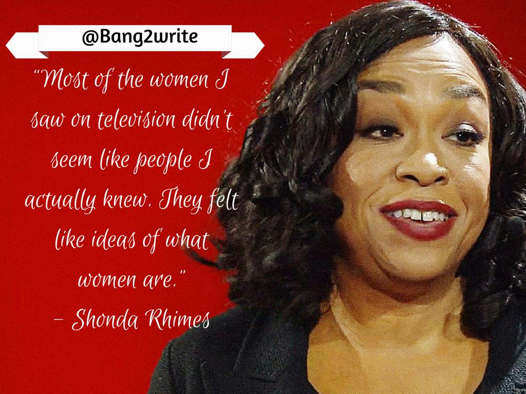 Shonda Rhimes quote 1
