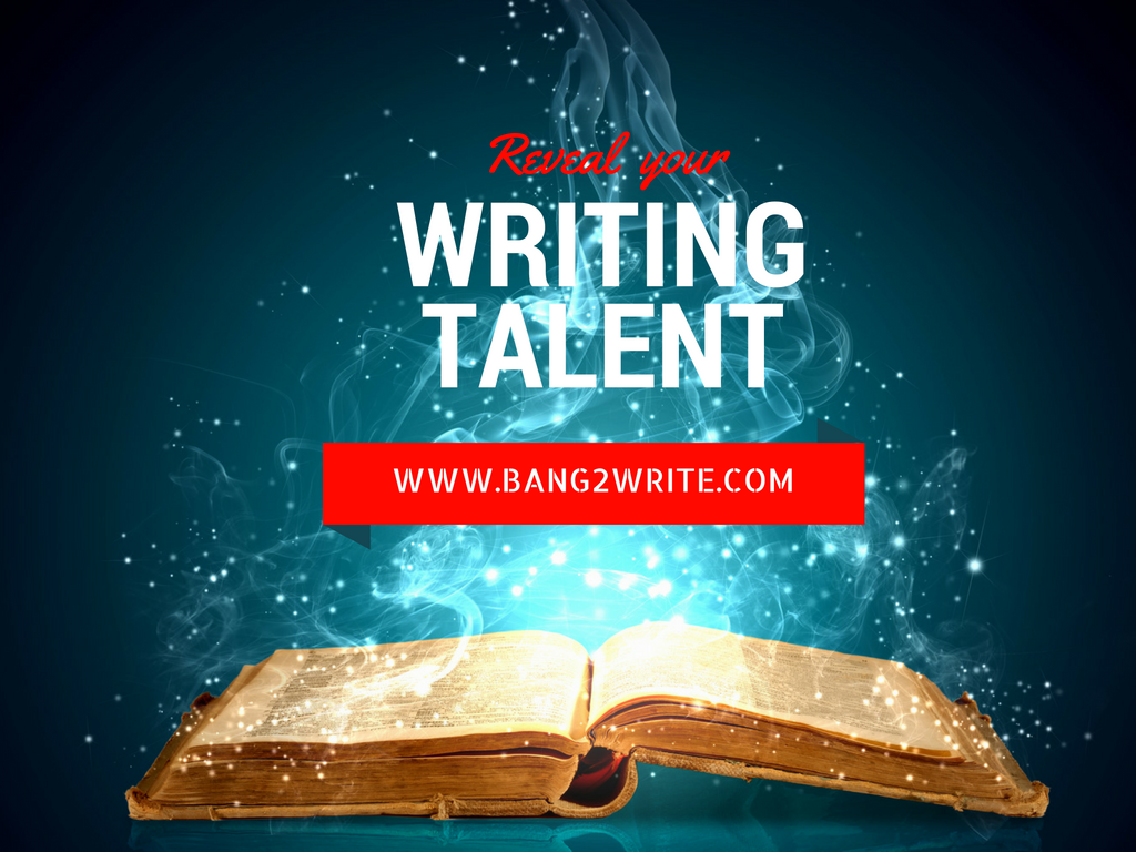Reveal your writing talent
