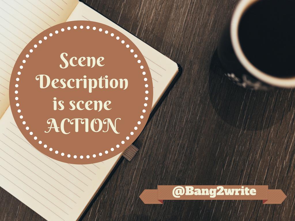 Scene Description is scene action