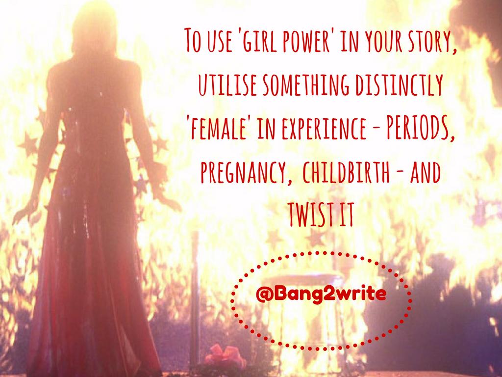 Carrie_girl power