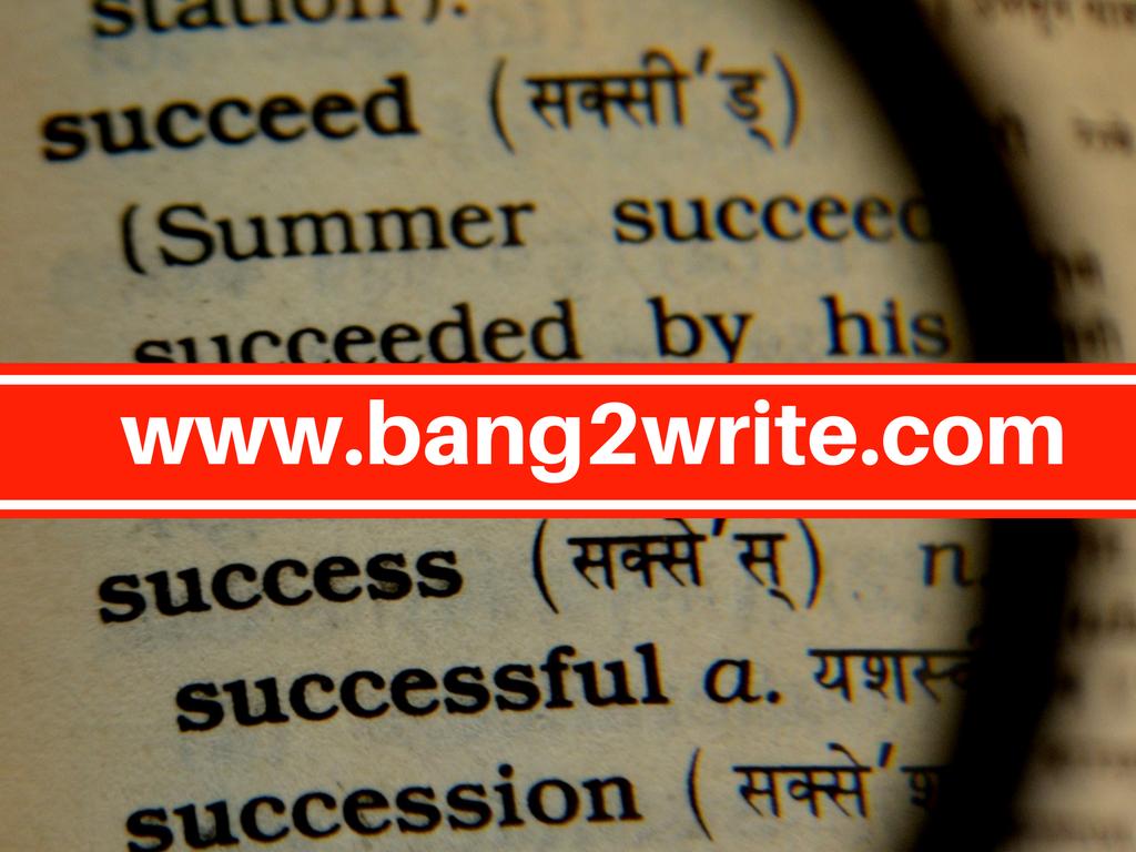 B2W_success dictionary