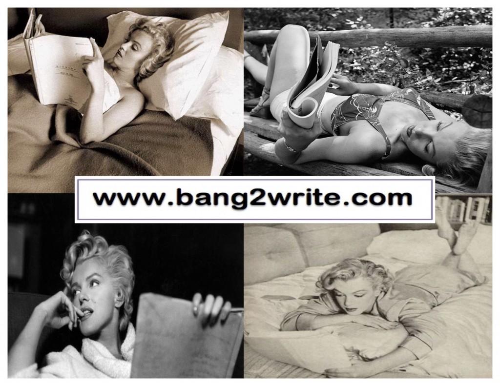 B2w_Marilyn Monroe