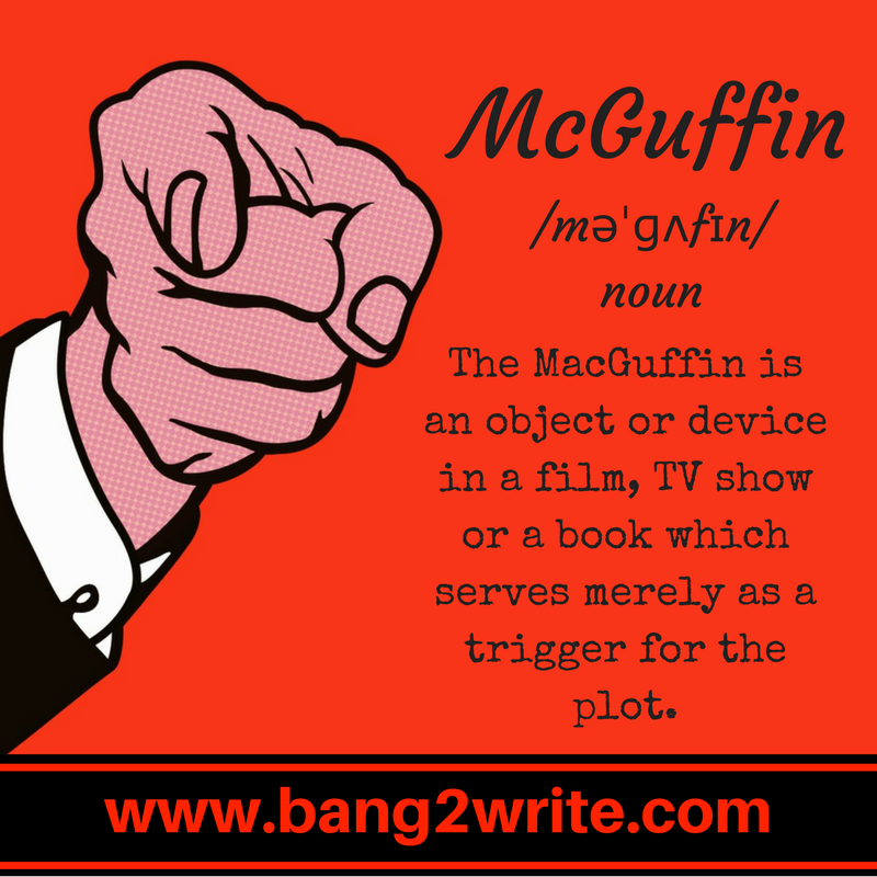 MacGuffin - definition