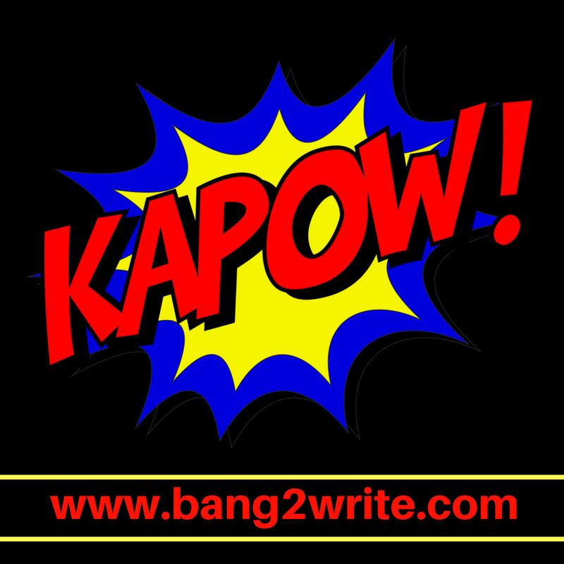 B2W_Kapow