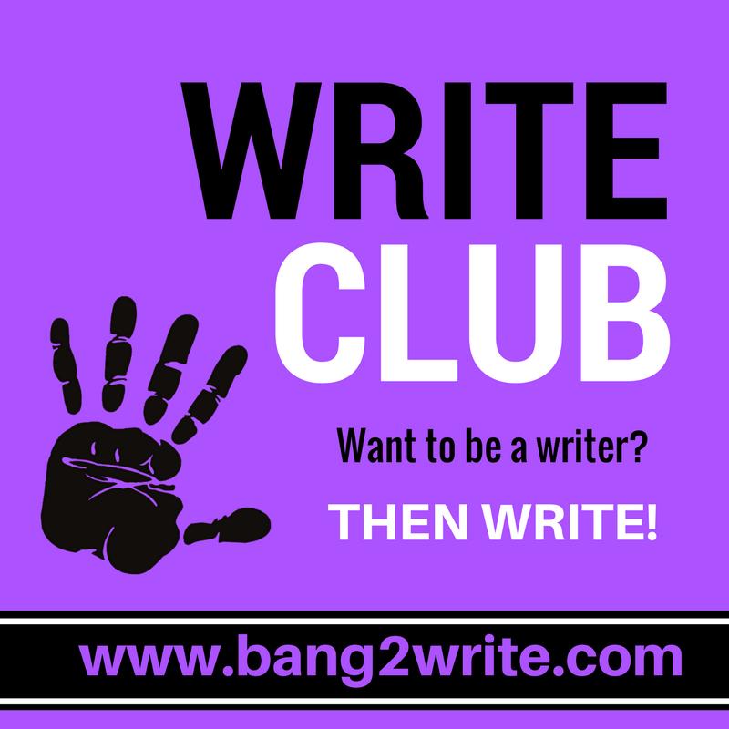 WRITE CLUB_want to be a writer? WRITE