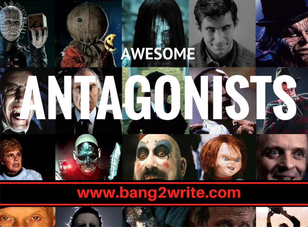 Awesome antagonists