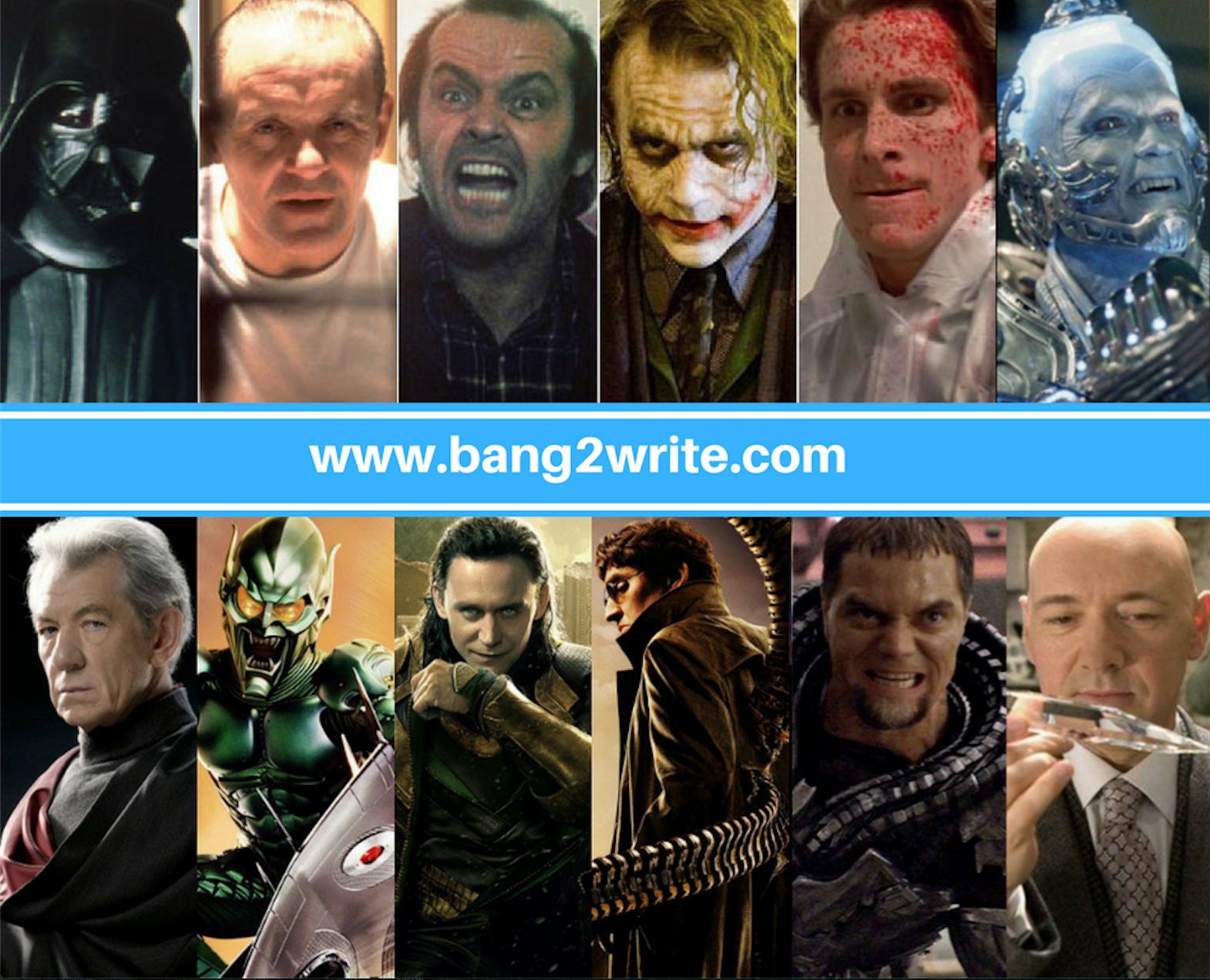 Best movie villains 2