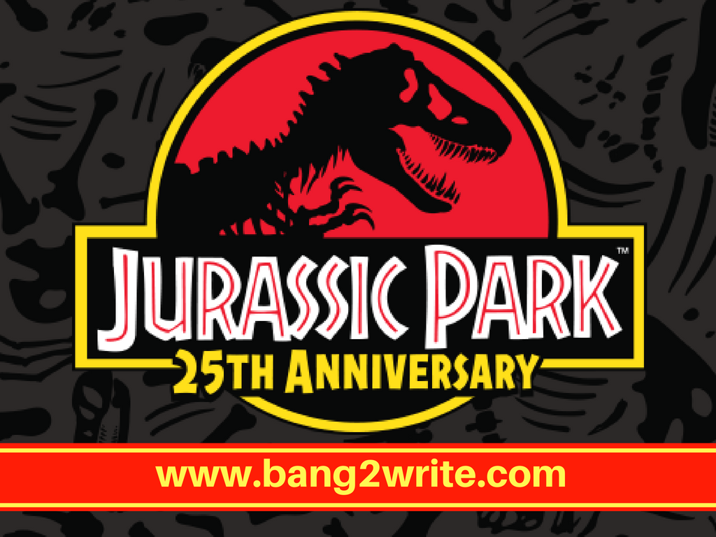 25 Epic Years of JURASSIC PARK: What Can Writers Learn? - Bang2Write