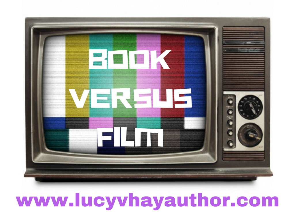 BOOK VS. FILM - ON TV